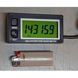 Thermomètre multi-fonction...