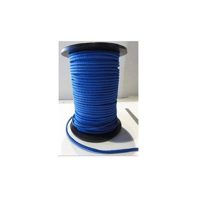 Sandow bleu lastique au m tre - Sandow au metre ...