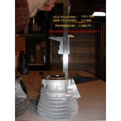 Walkerjet cylindre W130