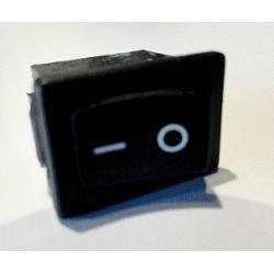 Interrupteur noir (0/l)
