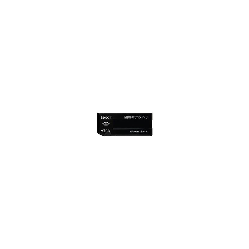 Lexar Professional carte mémoire flash -1 Go- MS PRO