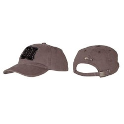 "Cap SOL ""Since 91"" dark grey"