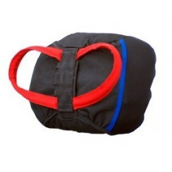 Rescue Container - Two Handles Black/Blue
