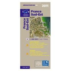 CARTE OACI SUD / EST 2011