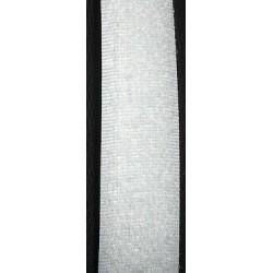 Velcro blanc 2 cm de large (partie avec les boucles)