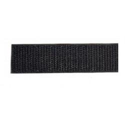Scratch noir 2 cm de large (partie avec les crochets)