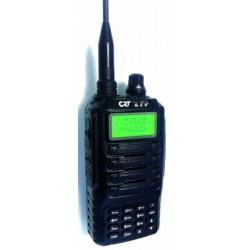 TECOM PRO  2FP BI BANDES 144/ 440 MHZ + radio FM