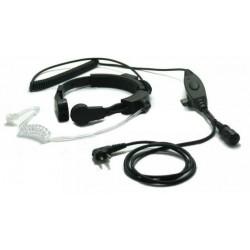 Laryngophone Version Icom rigide S8