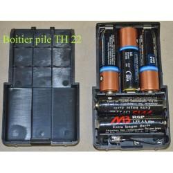 Boitier pile BT9 pour KENWOOD TH22
