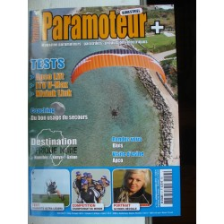 Magazine Paramoteur + (Octobre-Novembre 2012)