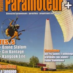 Magazine Paramoteur + (Décembre 2012-Janvier 2013)