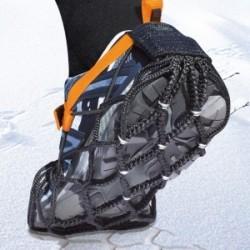 Sur-chaussures antidérapantes pour sportifs