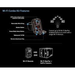 WIFI COMBO KIT + télécommande