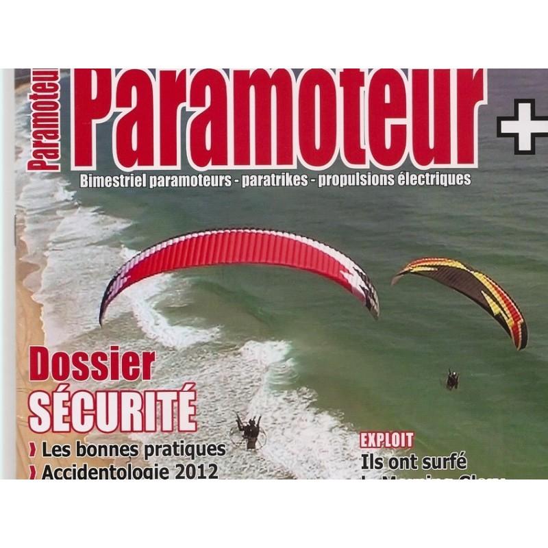 Magazine Paramoteur + (Février 2013-Mars 2013)