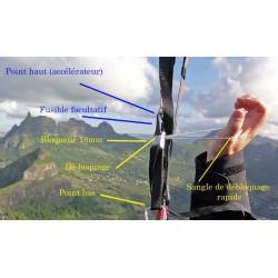 Optibloc / Blocker / hand throttle / trim / pretensioner