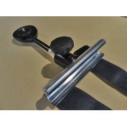 Porte instrument universelle INOX solide a rotule