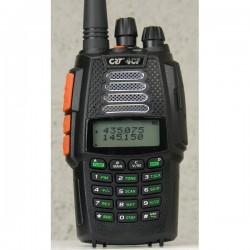 CRT 4CF VHF/UHF avec réception aviation