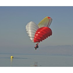 SKY PARAGLIDER SKY DRIVE parachute dirigeable