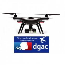 Formation théorique opérateur DRONE professionnel