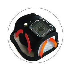 Support de caméra dans la voile magnétique