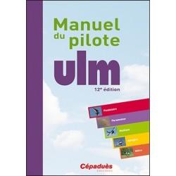 Livre manuel pilote ULM 12 ème édition