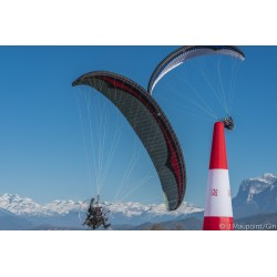 GIN CarveVoile de slalom pour paramoteur