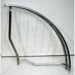 Quart de cage Adventure Taille 3 haut droit (hélice de 100cm)