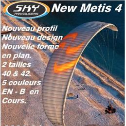 SKY PARAGLIDERS Métis 4