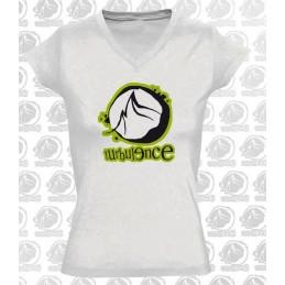 TURBULENCE femme le t-shirt...