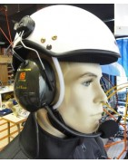 Helmet ULM/Paramotor