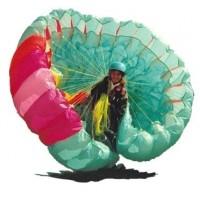 Gleitschirme, paramotor, kite