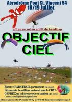 """Rassemblement paramoteur """"OBJECTIF CIEL 2020"""""""