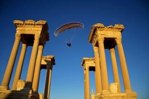 SYRIE le dernier vol avant le bourbier..